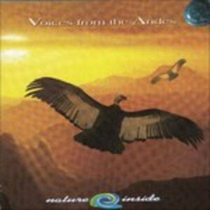 Voices from the Andes Nature Inside - CD Audio