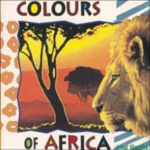 Colours of Africa Magi Shamba - CD Audio
