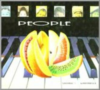 Stefano Raffaelli - CD Audio di People