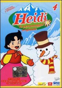 Heidi. Il personaggio originale. Vol. 04 - DVD