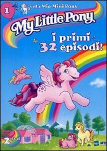 My Little Pony. Box 01 (3 DVD) - DVD