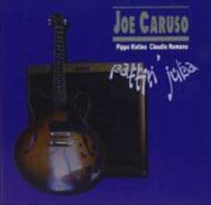 Pattin' Juba - CD Audio di Joe Caruso