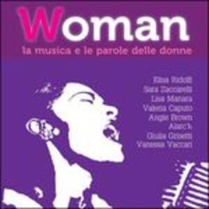 La musica e le parole delle donne - CD Audio