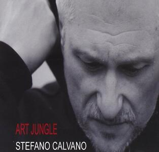 Art Jungle - CD Audio di Stefano Calvano