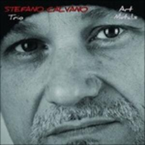 Art Metal.S - CD Audio di Stefano Calvano