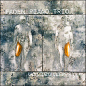 Dissemination - CD Audio di Faden Piano Trio