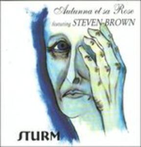Sturm - CD Audio di Steven Brown