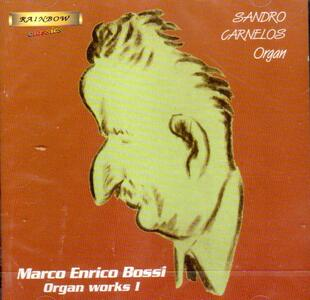 Organ Works vol.1 - CD Audio di Marco Enrico Bossi