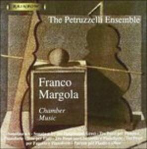 Musica da Camera. - CD Audio di Franco Margola