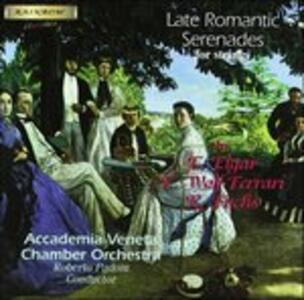 Serenata per Archi - CD Audio