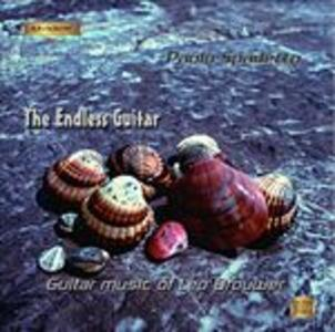 The Endless Guitar - CD Audio di Leo Brouwer