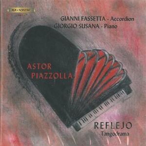 Reflejo - CD Audio di Astor Piazzolla