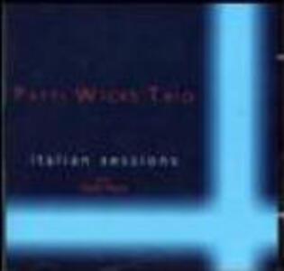 Italian Sessions - CD Audio di Patti Wicks