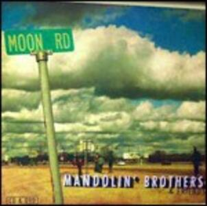 Moon Road - CD Audio + DVD di Mandolin' Brothers