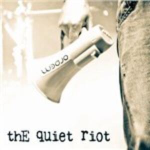 The Quiet Riot - CD Audio di Ordem