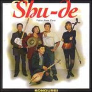 Kongurei - CD Audio di Shu-De