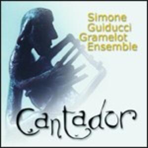 Cantador - CD Audio di Simone Guiducci