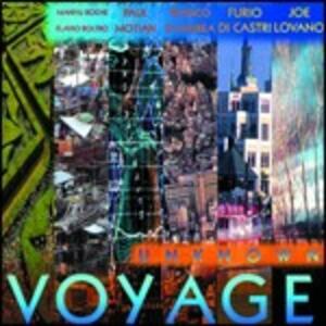 Unknown Voyage - CD Audio di Joe Lovano,Furio Di Castri