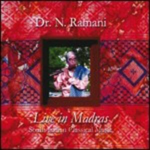 Live in Madras - CD Audio di Dr. N. Ramani