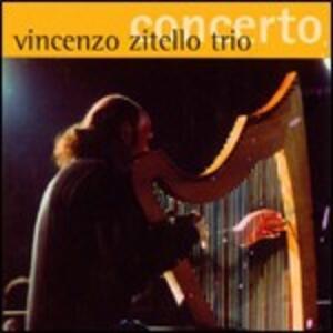 Concerto - CD Audio di Vincenzo Zitello