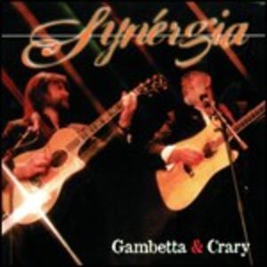 Synergia - CD Audio di Dan Crary,Filippo Gambetta