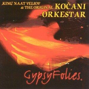Gypsy Folies - CD Audio di Kocani Orkestar