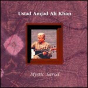 Mystic Sarod - CD Audio di Amjad Ali Khan
