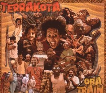 Oba Train - CD Audio di Terrakota