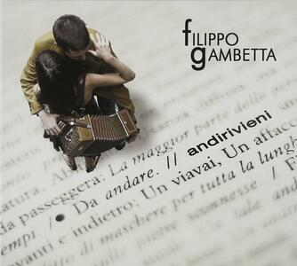 Andirivieni - CD Audio di Filippo Gambetta