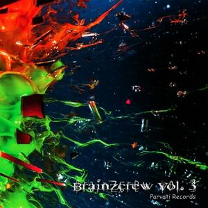 Brainzcrew vol.3 - CD Audio