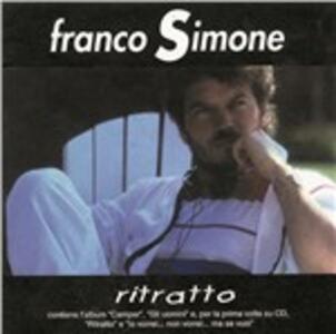 Ritratto - CD Audio di Franco Simone