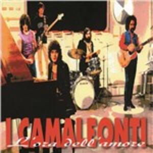 L'ora dell'amore - CD Audio di Camaleonti