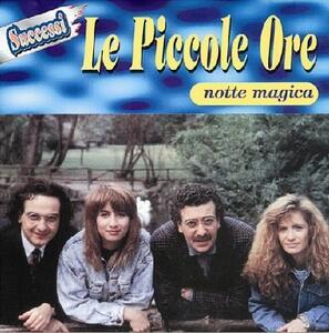 Notte magica - CD Audio di Piccole Ore