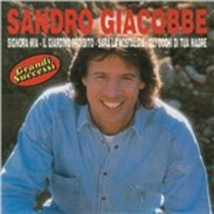 Grandi successi - CD Audio di Sandro Giacobbe