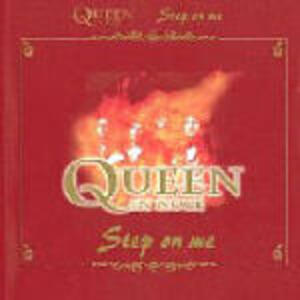 Step on Me - CD Audio di Queen