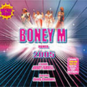 Remix 2005 - CD Audio di Boney M.