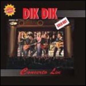 Sold Out. Concerto Live - CD Audio di Dik Dik