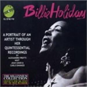 A Portrait of an Artist Through Her Quintessential Recordings - CD Audio di Billie Holiday