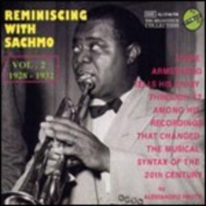 Reminiscing with Satchmo vol.2 - CD Audio di Louis Armstrong