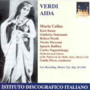 Aida - CD Audio di Maria Callas,Giulietta Simionato,Giuseppe Verdi
