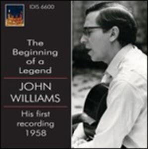 La nascita di una leggenda - CD Audio di John Williams