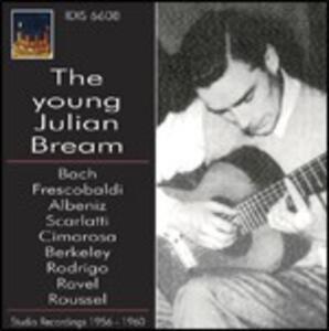 The Young Julian Bream - CD Audio di Julian Bream