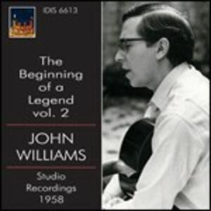The Beginning of a Legend vol.2 - CD Audio di John Williams