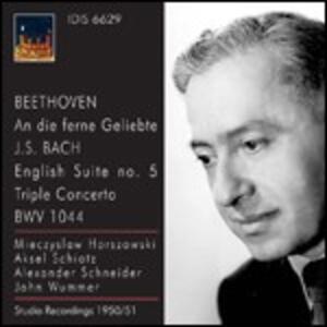 Mieczyslaw Horszowski - CD Audio di Mieczyslaw Horszowski