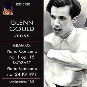 Gleen Gould Plays - CD Audio di Johannes Brahms,Glenn Gould