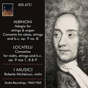 Concerti - CD Audio di Tomaso Giovanni Albinoni,Musici