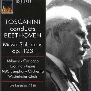 Arturo Toscanini Conducts Beethoven - CD Audio di Ludwig van Beethoven,Arturo Toscanini