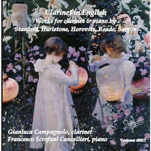 Clarinet in English - CD Audio di Gianluca Campagnolo
