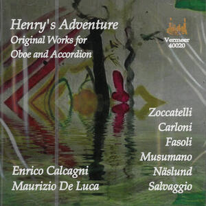 Henry's Adventure - CD Audio di Enrico Calcagni,Virginio Zoccatelli