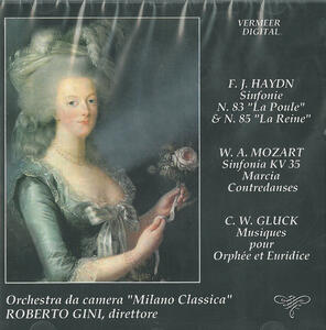 Sinfonie - CD Audio di Wolfgang Amadeus Mozart,Giulio Franzetti,Roberto Gini